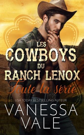 Les cowboys du ranch Lenox - Toute la série - cover