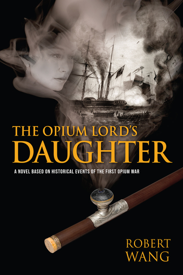 The Opium Lord's Daughter - cover