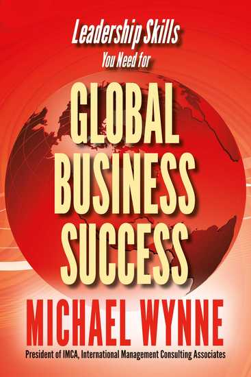 Global Business Success - Leadership Skills You Need for Global Business - cover