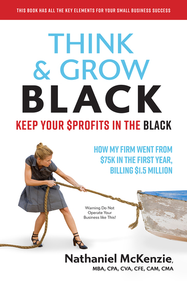 Think & Grow Black - Keep Your $Profits In The Black - cover