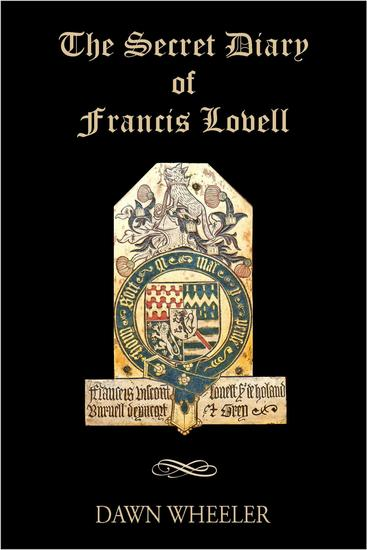 The Secret Diary of Francis Lovell - cover
