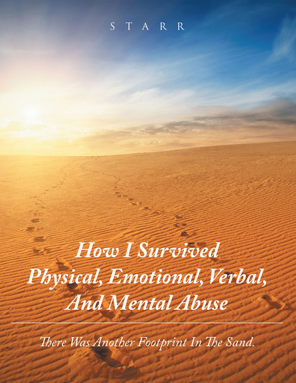 How I Survived Physical Emotional Verbal and Mental Abuse - There Was Another Footprint in the Sand - cover
