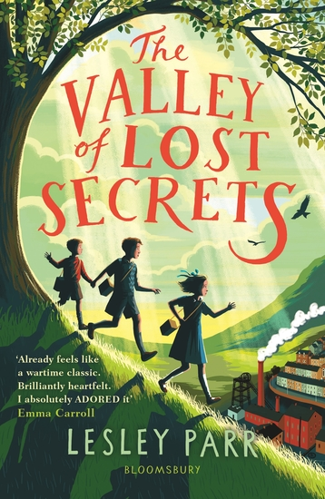 The Valley of Lost Secrets - cover