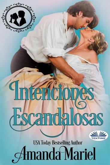 Intenciones Escandalosas - cover