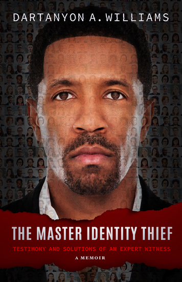 The Master Identity Thief - Testimony and Solutions of an Expert Witness - cover