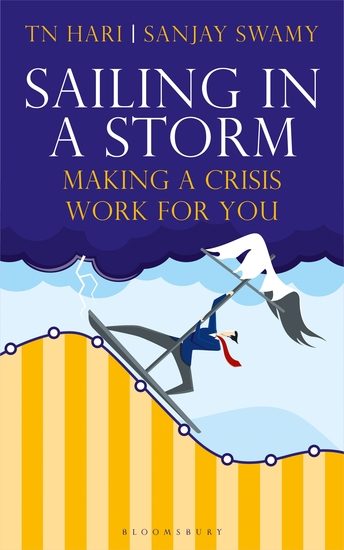 Sailing Through a Storm - Making a Crisis Work for You - cover