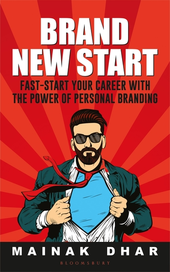 Brand New Start - Fast-Start Your Career with the Power of Personal Branding - cover