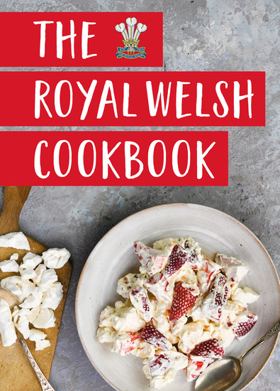 The Royal Welsh Cookbook - cover