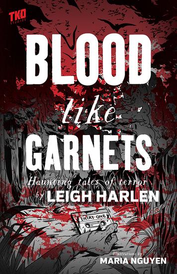 Blood Like Garnets - cover