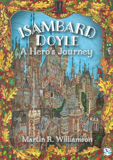 Isambard Doyle - A Hero's Journey - cover