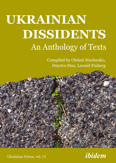 Ukrainian Dissidents: An Anthology of Texts - cover