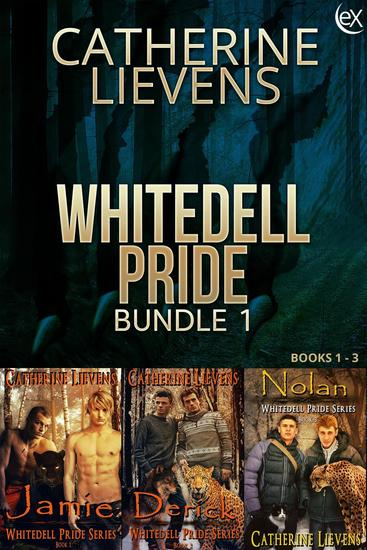 Whitedell Pride Bundle 1 - cover