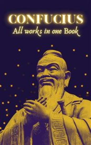 Confucius - All works in one Book - cover
