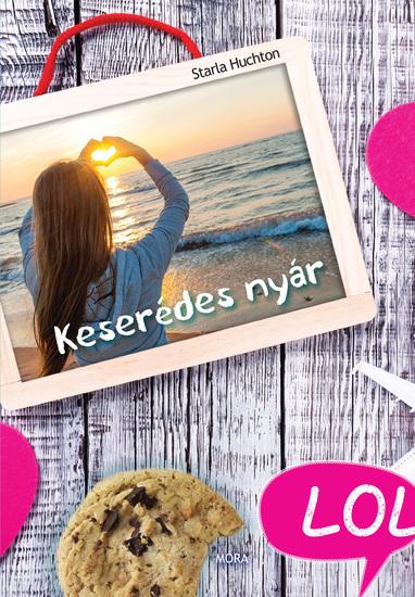 Keserédes nyár - cover