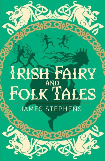 Irish Fairy & Folk Tales - cover