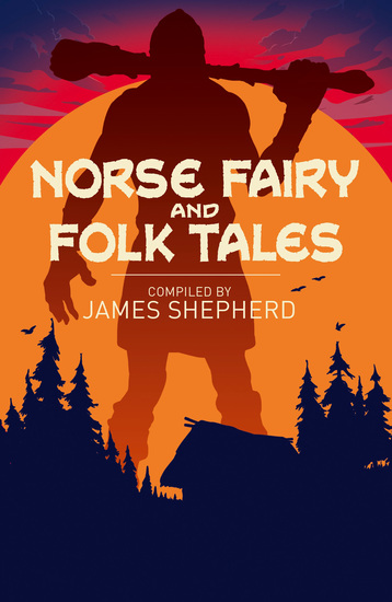 Norse Fairy & Folk Tales - cover