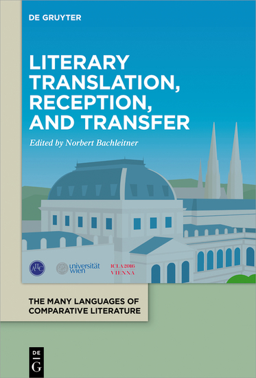 Literary Translation Reception and Transfer - cover