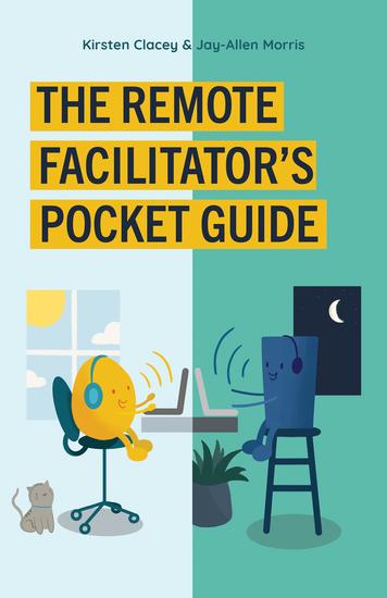 The Remote Facilitator's Pocket Guide - cover
