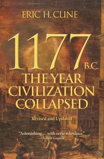 1177 BC - The Year Civilization Collapsed: Revised and Updated - cover