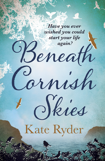 Beneath Cornish Skies - A heartwarming love story about taking a chance on a new beginning - cover