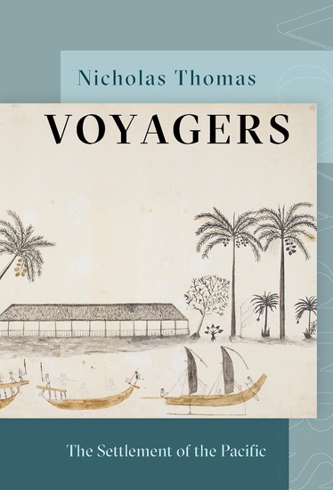 Voyagers - The Settlement of the Pacific - cover