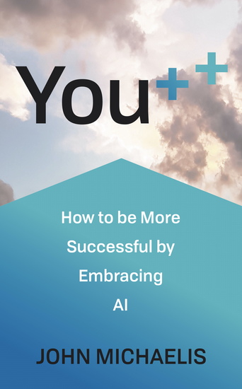 You++ - How to be More Successful by Embracing AI - cover