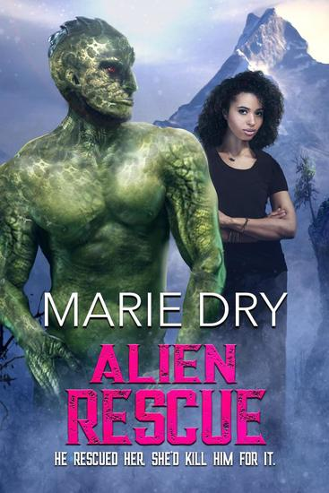 Alien Rescue - Zyrgin Warriors Book 4 - cover