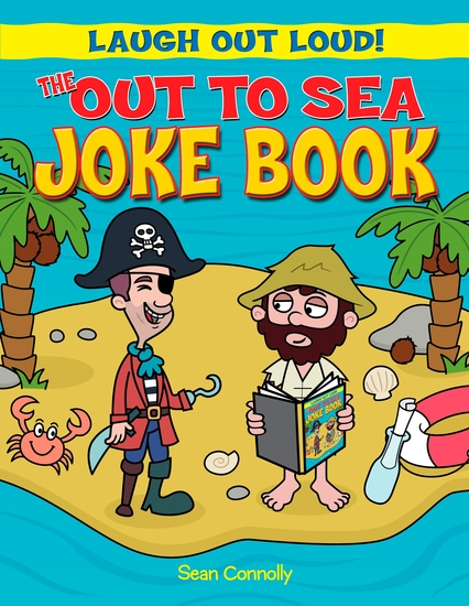 The Out to Sea Joke Book - cover