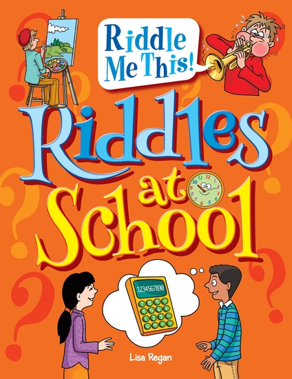 Riddles at School - cover