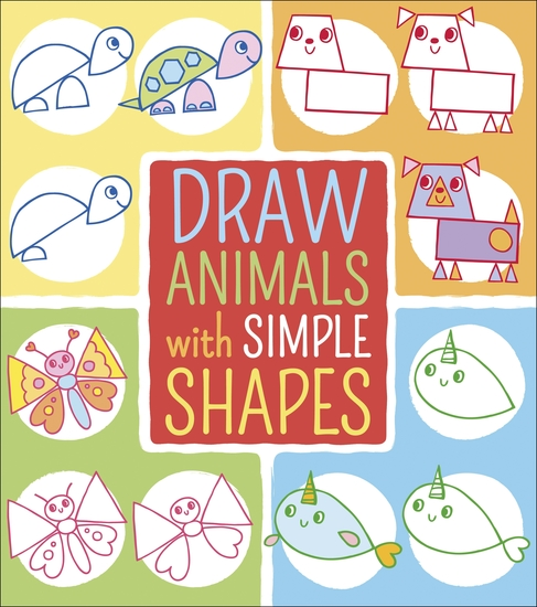 Draw Animals with Simple Shapes - cover