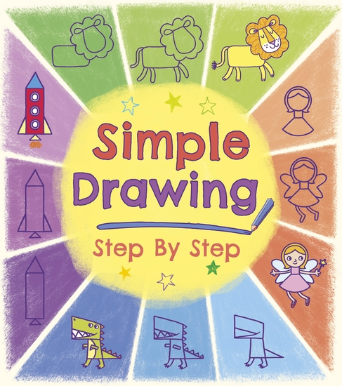 Simple Drawing Step by Step - cover
