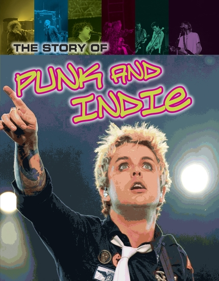 The Story of Punk and Indie - cover