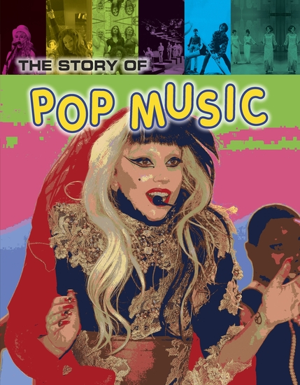 The Story of Pop Music - cover