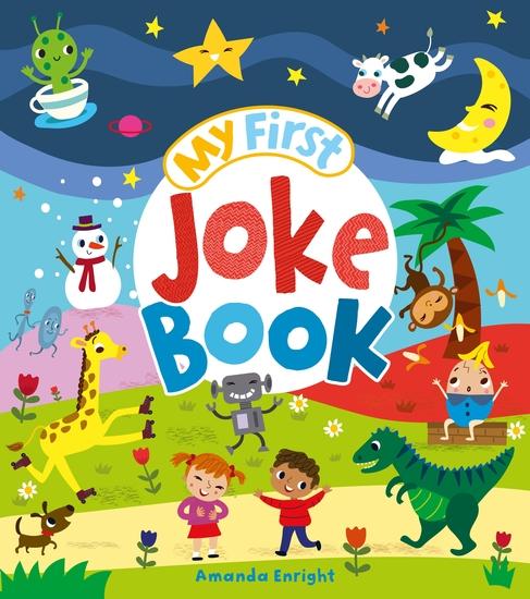 My First Joke Book - cover
