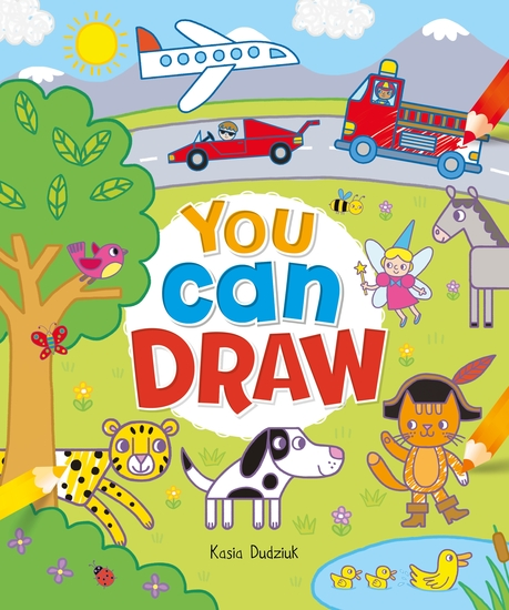 You Can Draw - cover