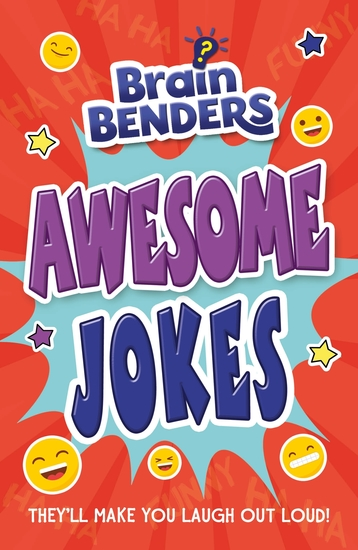 Brain Benders: Awesome Jokes - cover