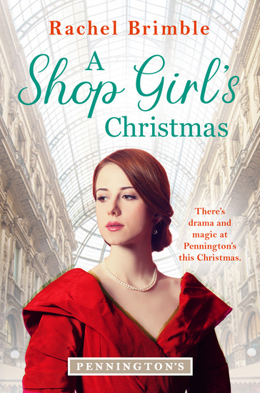 A Shop Girl's Christmas - cover