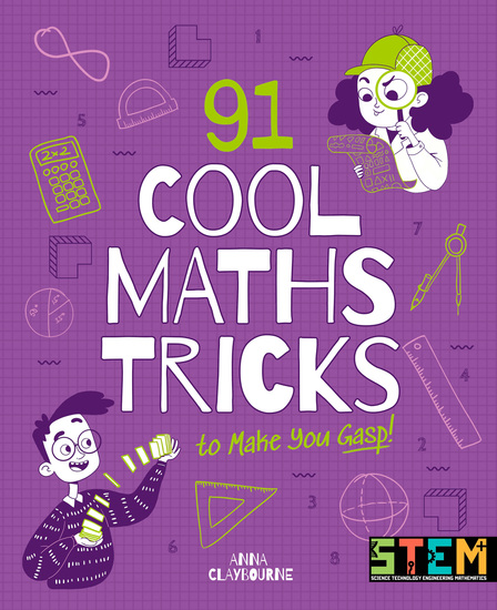 91 Cool Maths Tricks to Make You Gasp! - cover