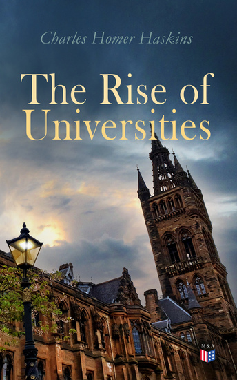 The Rise of Universities - The Rise of Universities - cover