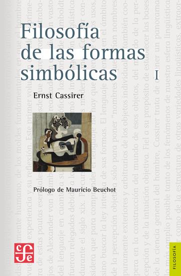 Filosofía de las formas simbólicas I - El lenguaje - cover