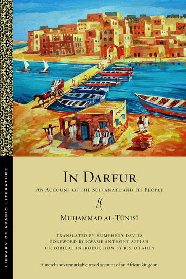 In Darfur - An Account of the Sultanate and Its People - cover