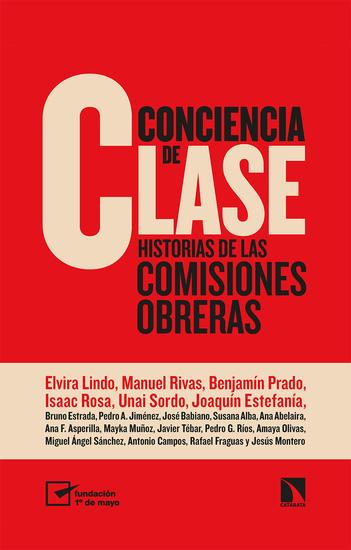 Conciencia de clase - Historias de las comisiones obreras - cover