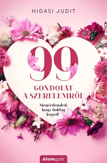 99 gondolat a szerelemről - cover