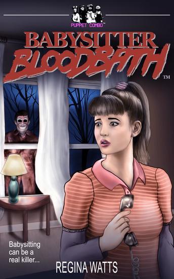 Babysitter Bloodbath - cover