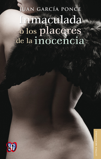 Inmaculada - o los placeres de la inocencia - cover