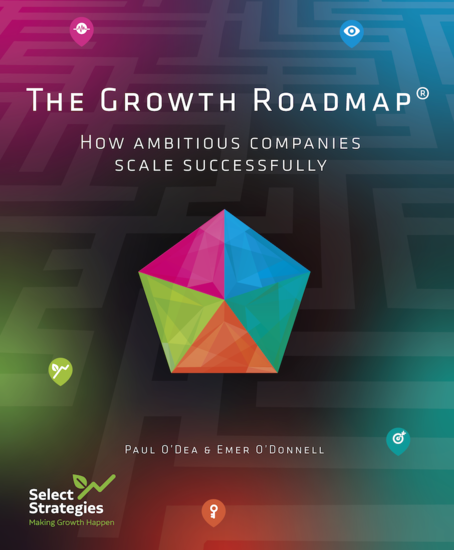 The Growth Roadmap - cover