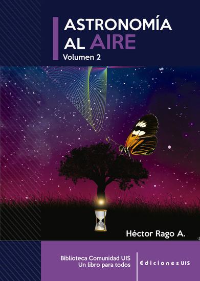 Astronomía al aire II - cover