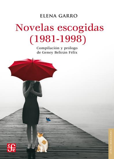 Novelas escogidas (1982-1998) - cover
