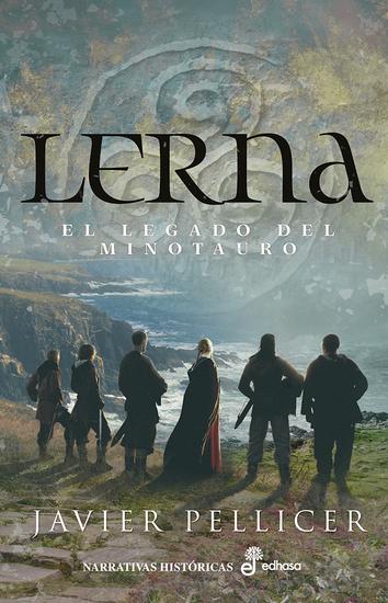 Lerna - El legado del Minotauro - cover