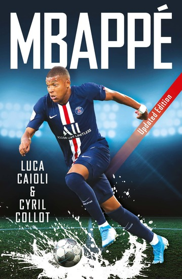 Mbappé - 2020 Updated Edition - cover